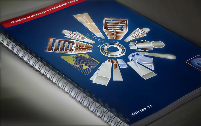 Ullrich Aluminium extrusions catalogue